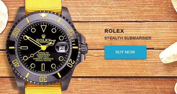 Rolex Replica Stealth Submariner